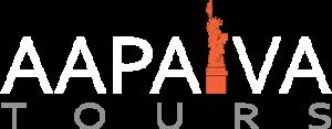 Aapvia Logo white