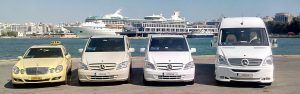 Brasileiro Taxi Shuttle Van