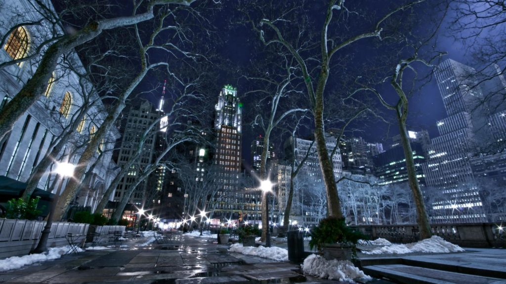 Winter NYC